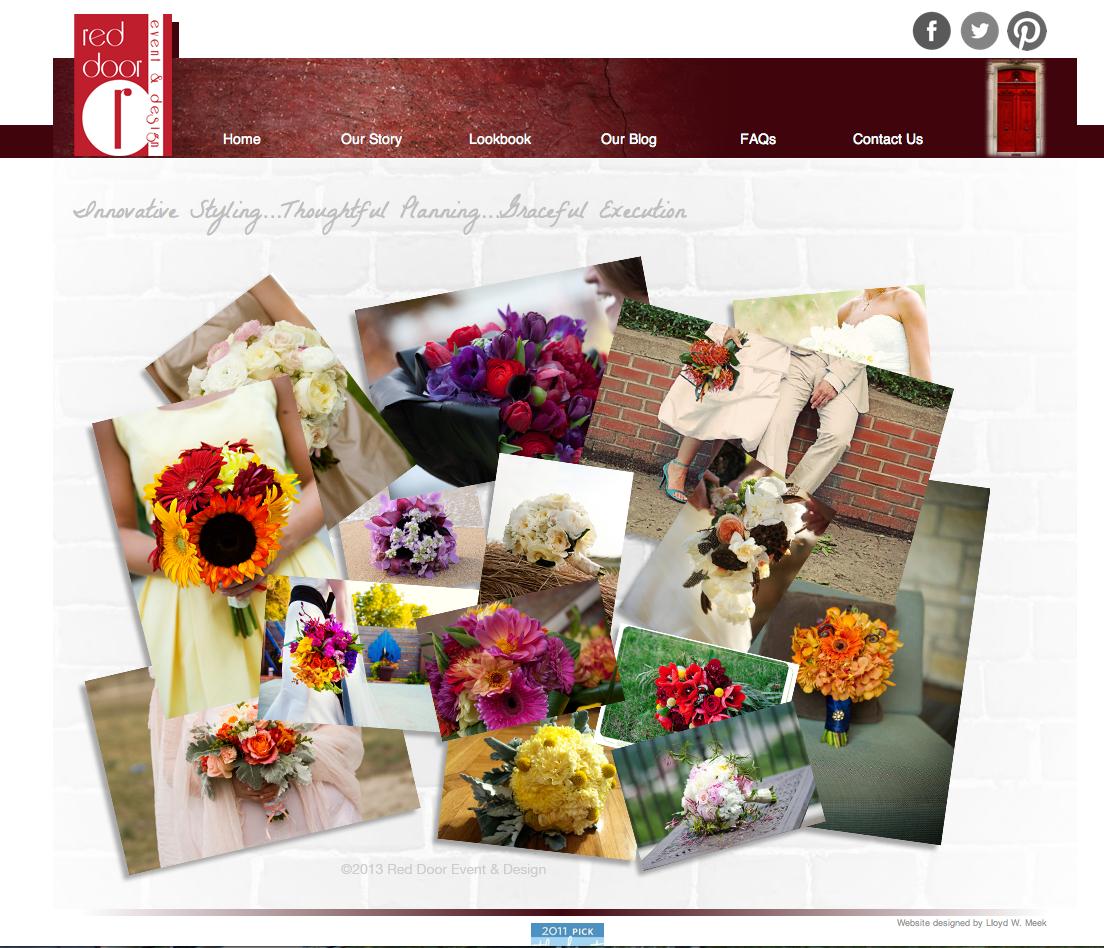 Red Door Website Design